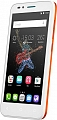 Мобильный телефон Alcatel OneTouch Go Play 7048X White Orange