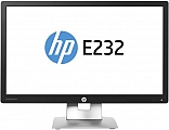 Монитор HP EliteDisplay E232 Black
