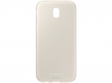 Чехол Samsung для Galaxy J5 (2017) Jelly Cover Gold (EF-AJ530TFEGRU)