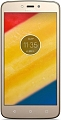 Мобильный телефон Motorola MOTO C Plus XT1723 16Gb LTE Gold