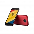 Мобильный телефон Motorola MOTO C Plus XT1723 16Gb LTE Red